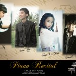 4 Pianists