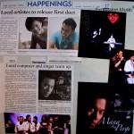 Borneo Bulletin & Brunei Times Local Artistes