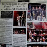 Borneo Bulletin Expression Music Band Concert confirmed success