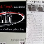 Borneo Bulletin Local Pianist leaves for India