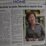 The Brunei Times Artiste to join Mumbai Music Fest