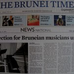 The Brunei Times Protection for 2 Bruneian Musicians urged