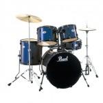 Pearl Drums (Blue)