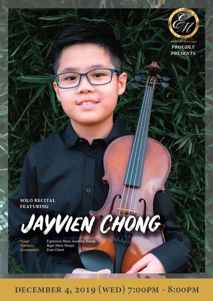 Jayvien Chong