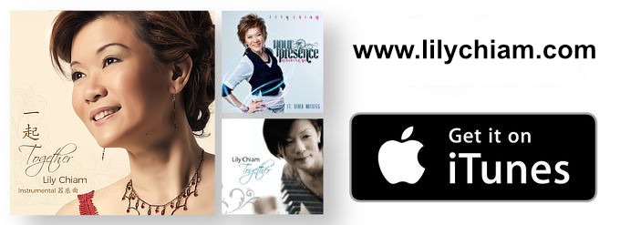 Lily Chiam's Music available at iTunes